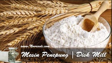 Photo of Mesin Penepung | Mesin Pembuat Tepung | Disk Mill