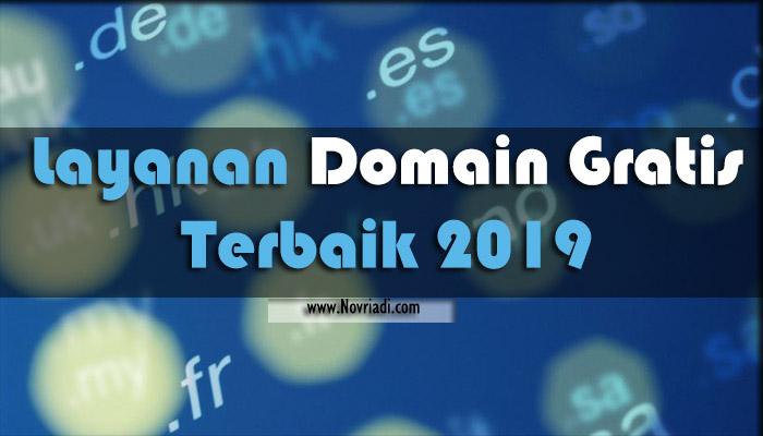 Daftar Penyedia Layanan Domain Gratis Terbaik 2019