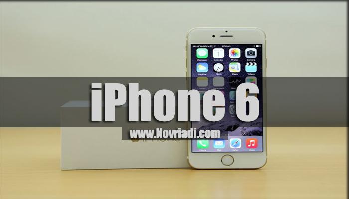 iPhone 6 - Fakta Menarik Mengenai iPhone 6