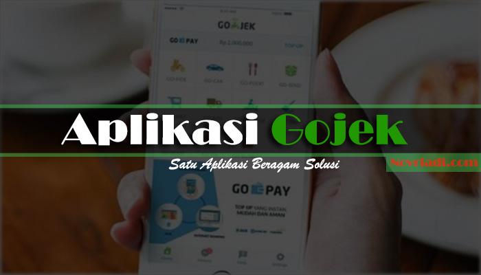 Aplikasi Gojek | Satu Aplikasi Beragam Solusi