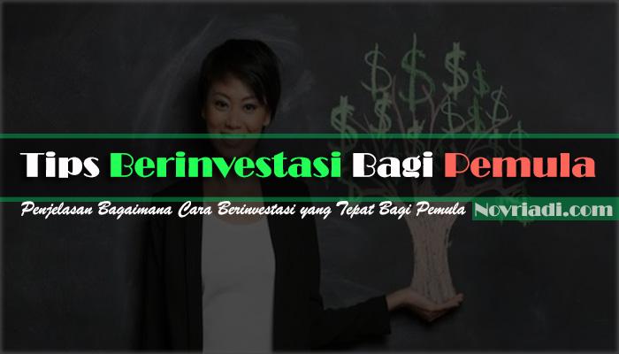 √ 6 Tips Untuk Pemula yang Ingin Belajar Cara Berinvestasi