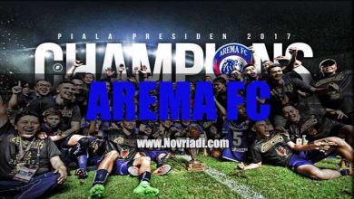 Photo of Sekilas Tentang Klub Sepak Bola Arema FC