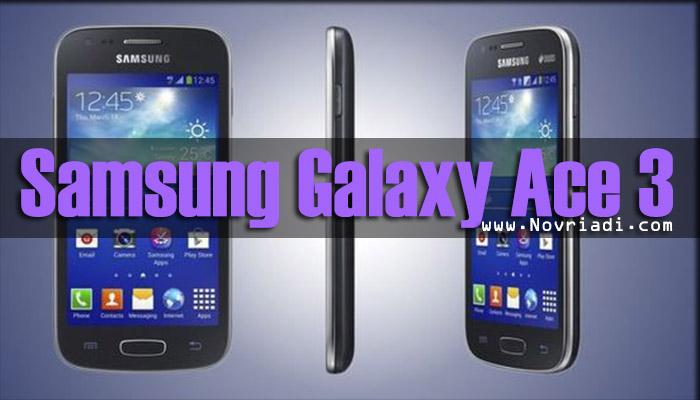 Spesifikasi Lengkap Samsung Galaxy Ace 3