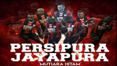 Photo of Sekilas Tentang Klub Sepak Bola Persipura Jayapura