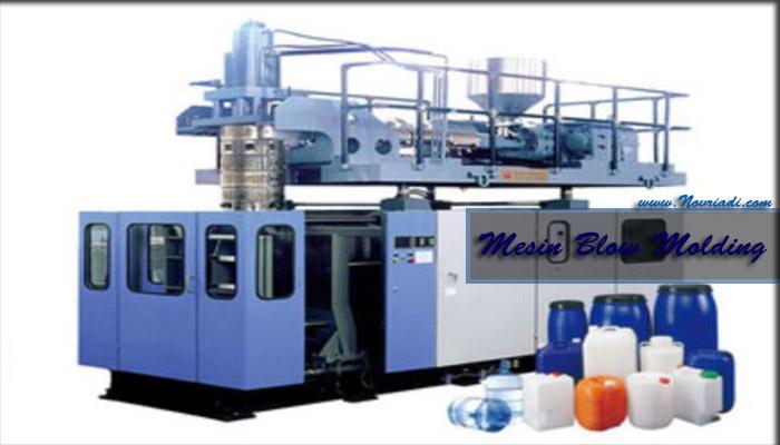 Mesin Blow Molding | Penerapan Dalam Industri