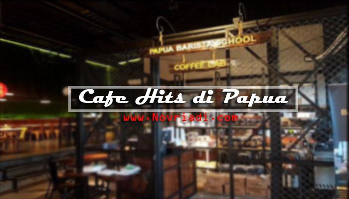 Cafe Hits di Papua Tempat Nongkrong Generasi Milenial