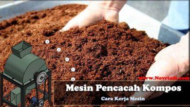 Photo of Cara Kerja Mesin Kompos | Peluang Usaha Pupuk Kompos