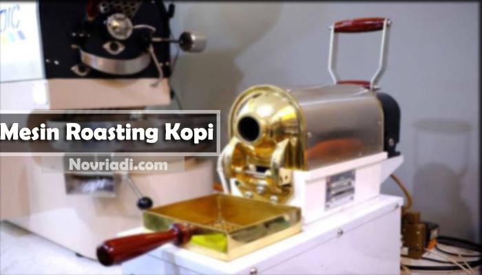 Apa Itu Roasting & Keuntungan Menggunakan Mesin Roasting Kopi
