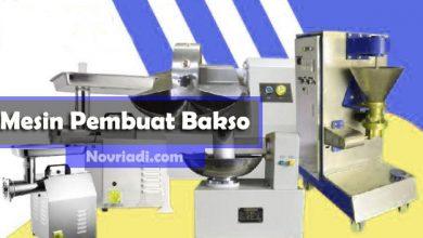 Photo of Memahami Cara Kerja Mesin Pembuat Bakso dan Jenis Mesin