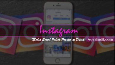 Photo of Alasan Mengapa Instagram Lebih di Sukai Oleh Semua Kalangan