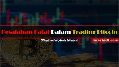 Photo of √ 6 Kesalahan Fatal Dalam Trading Bitcoin [Wajib Dihindari]
