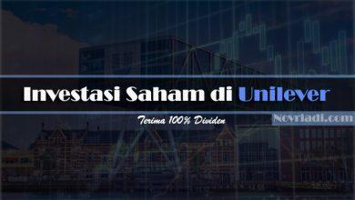 Photo of Investasi Saham di Unilever Terima 100% Dividen