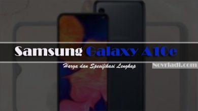 Photo of Samsung Galaxy A10e | Harga dan Spesifikasi Lengkap