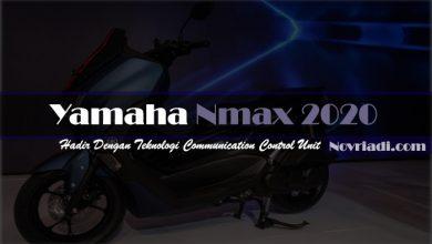 Photo of Yamaha Nmax 2020 Hadir Dengan Teknologi CCU