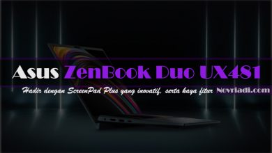 Photo of Asus ZenBook Duo UX481 Hadir dengan ScreenPad Plus