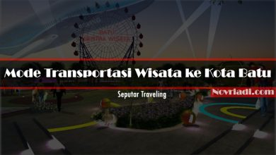 Photo of Mode Transportasi Wisata ke Kota Batu | Seputar Traveling