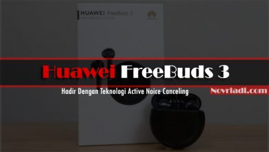 Photo of Huawei Freebuds 3 Hadir Dengan Teknologi Active Noice Canceling