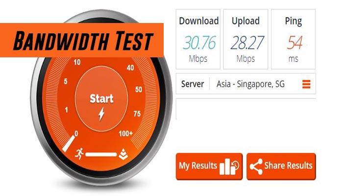 Cara Menguji Kecepatan Internet