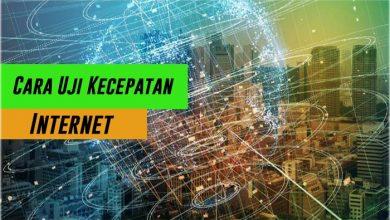 Photo of Bagaimana Cara Menguji Kecepatan Internet ?