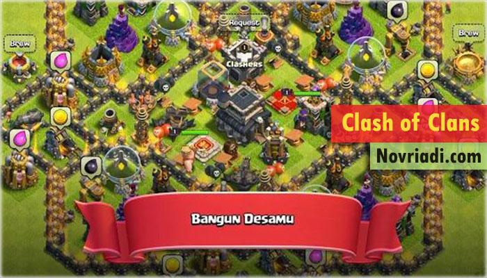Clash of Clans, Game Bergenre Straegi Paling Populer