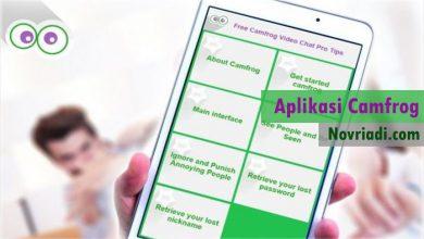 Photo of Camfrog Aplikasi Video Chat Room Populer Saat Ini