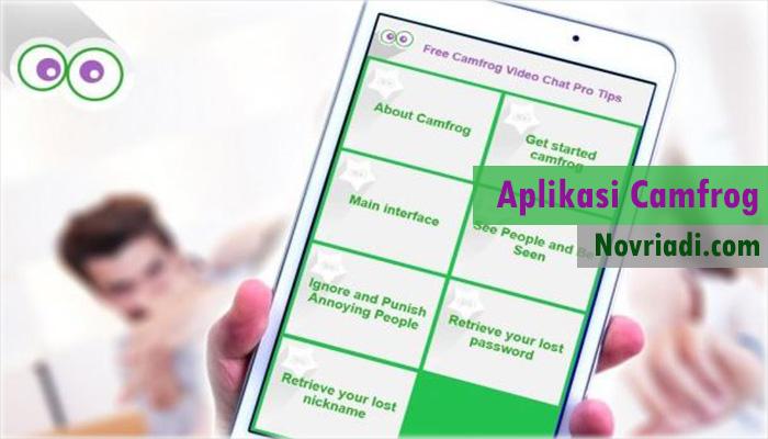 Camfrog Aplikasi Video Chat Room Populer Saat Ini
