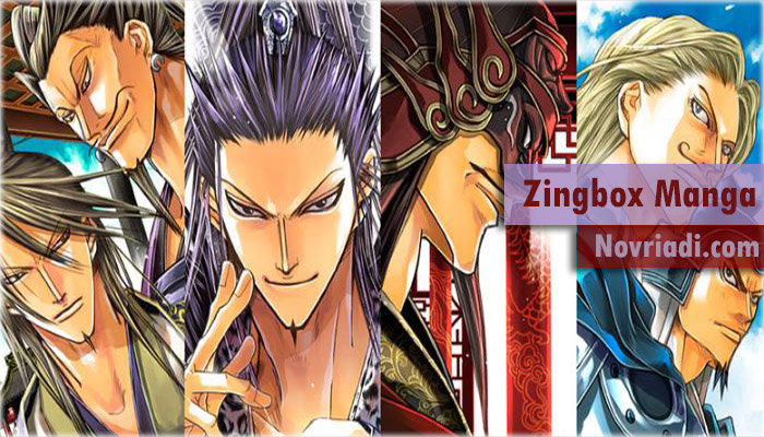 Zingbox, Aplikasi Baca Manga Paling Populer di Android