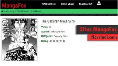 Photo of Baca Setiap Harinya Manga Gratis di Situs Mangafox