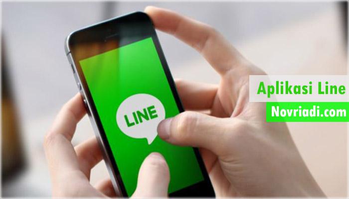 Aplikasi Line, Komunikasi Mudah Dengan Smartphone Anda