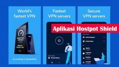 Photo of Aplikasi Hotspot Shield Pengakses virtual private Network