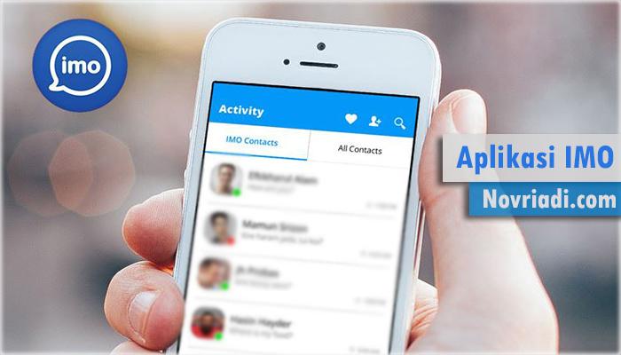 Aplikasi Chatting Imo, Paling Populer di Android