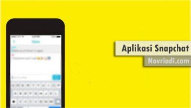 Photo of Snapchat, Aplikasi Android Untuk Kirim Pesan Mobile