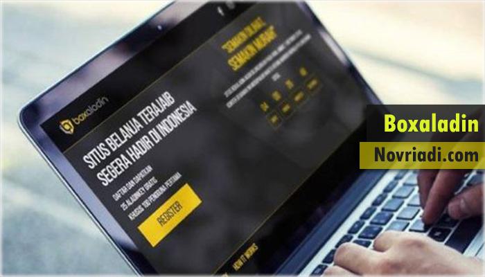 Cara Online Shopping Dengan Mempergunakan Boxaladin