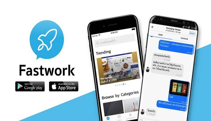 Aplikasi Fastwork