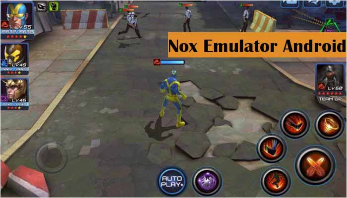 Nox Aplikasi Emulator Android