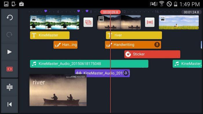 Aplikasi Kinemaster