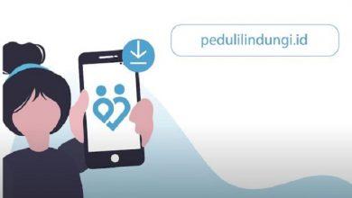 Photo of Aplikasi PeduliLindungi: Cegah Penyebaran COVID-19