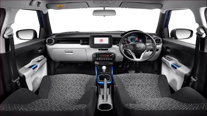 Spesifikasi Mobil Suzuki Ignis