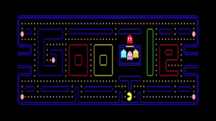 Game Google Doodle