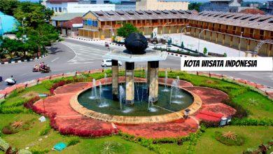 Photo of 4 Kota Wisata Indonesia Terfavorit