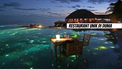 Photo of 5 Restaurant unik di dunia yang Wajib ada di Listmu