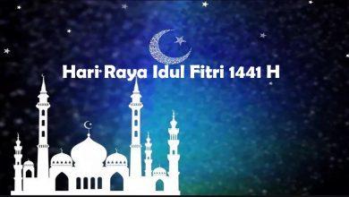 Photo of 13 Ucapan Selamat Hari Raya Idul Fitri 1441 H, Ala Milenial