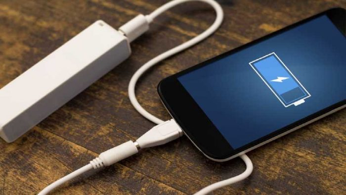 Mitos Charge Smartphone