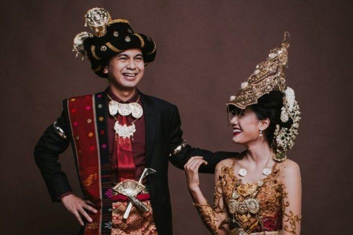 Baju Adat Pernikahan Indonesia