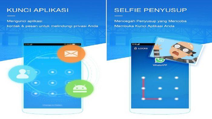Aplikasi kunci aplikasi