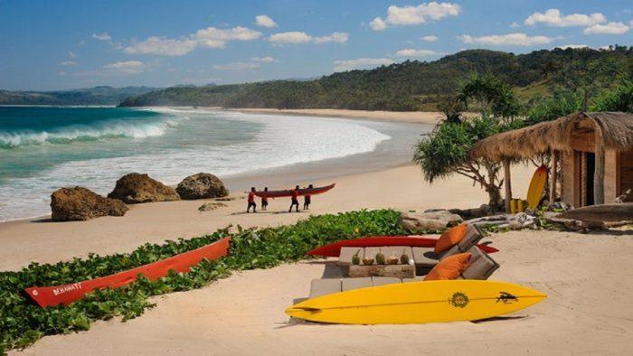 Pantai Paling Bersih