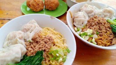Photo of 8 Rekomendasi Mie Ayam Terlezat Dan Favorit di Jakarta, Patut Dicoba!