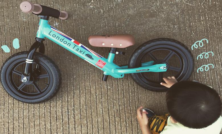 Sepeda Pushbike untuk Anak