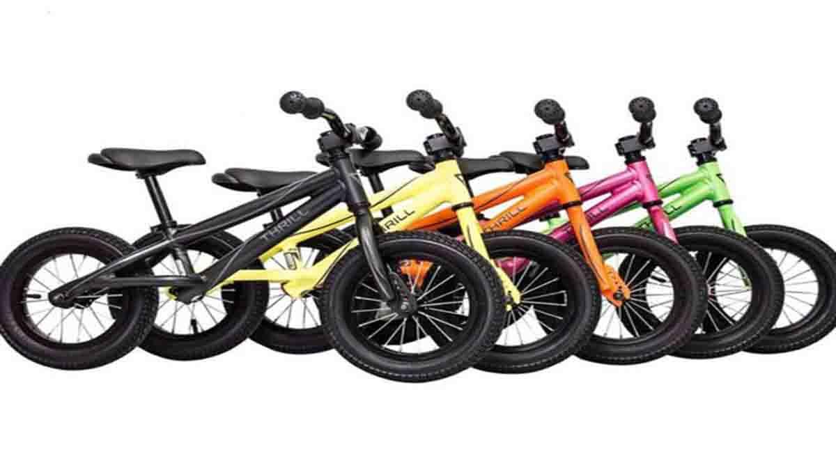 sepeda untuk anak