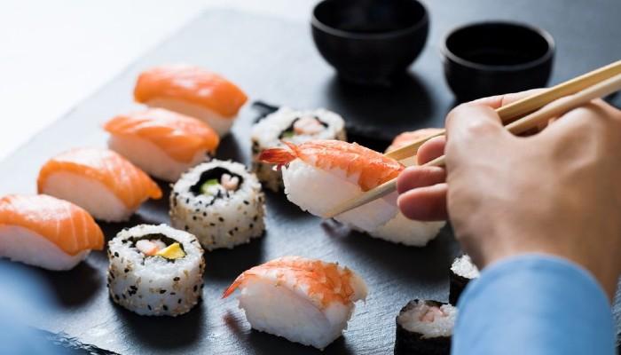 jenis ikan pembalut sushi